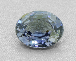 Natural Blue Spinel 1.66 Ct. Attractive Untreated Gemstone (01336)