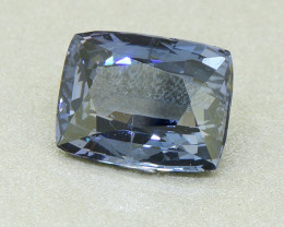 "Special Colour Spinel ""Teal Blue"" 4.06 Ct. (Rare Find / Big Size)"