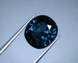 Srilankan Untreated Certified Cobalt Blue Spinel 5.32 Ct.(Rare Find) (00445
