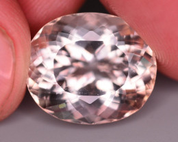 Untreated 17.05 Ct Natural Himalayan Topaz