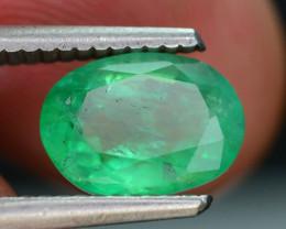 Top Color  2.01 ct Zambian Emerald SKU-10
