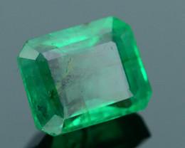 Top Color  1.40 ct Zambian Emerald SKU-10