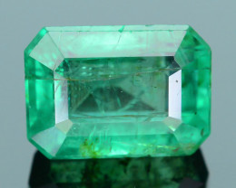 Top Color  1.94 ct Zambian Emerald SKU-10