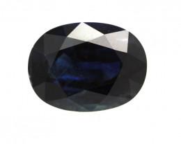 1.45cts Natural Australian Blue Sapphire Oval Cut