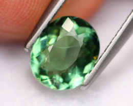 1.14Ct Natural Color Changed Green Apatite ~ B1030