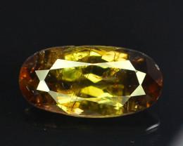 Rare 2.35 ct Multicolor Natural Axinite