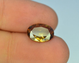 Rare 2.15 ct Multicolor Natural Axinite