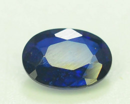 0.50 ct Natural Royal Blue Sapphire