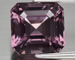 3.65CT Spinel MOGOK PINK-PURPLE Untreated/Unheated