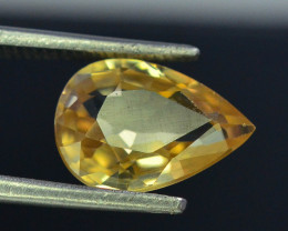 2.55 ct Natural Zircon Untreated Cambodia