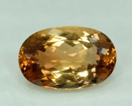 NR 16.75 cts Brown Topaz Gemstones