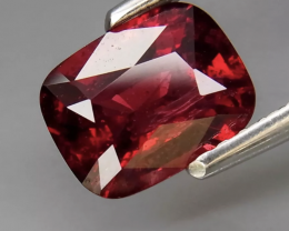 GGA-1.44 CT Spinel BURMA NOBLE RED. Untreated/Unheated