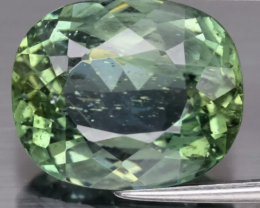 GGA-  6.57 CT APATITE FROM BRASIL - Top Color !!