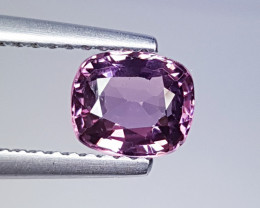 """0.99 ct """"Top Quality Gem"""" Cushion Cut  Natural Spinel"""