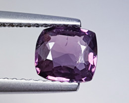 """0.87 ct """"Collective Gem"""" Cushion Cut  Natural Spinel"""