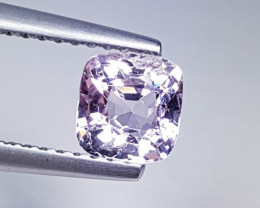 """0.93 ct """"Collector's Gem"""" Cushion Cut  Natural Spinel"""