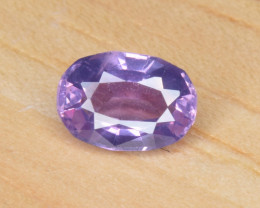 Natural Color Changing Sapphire 0.70 Cts from Kashmir Pakistan