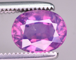 Rare 1.50 Ct Natural Corundum Pink Sapphire From Kashmir