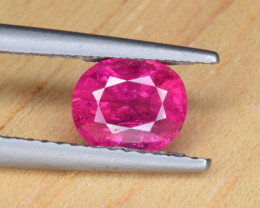 Natural Ruby 1.06 Cts from Burma