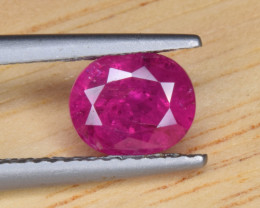 Natural Ruby 1.22 Cts from Afghanistan