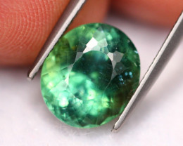 4.50Ct Natural Color Changed Green Apatite A0889
