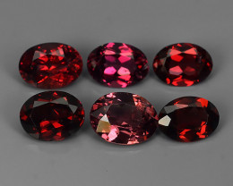 3.15 CTS ADAROBLE RARE NATURAL SPINEL TOP COLOR 6 PCS