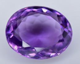 5.44 Crt Amethyst Faceted Gemstone (R4)