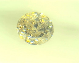 0.29ct  K/I1 Diamond , 100% Natural Untreated