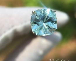 Light Blue Tourmaline - 5.92 carats