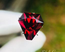 Malawi Garnet - 8.56 carats
