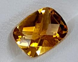1.65Crt Madeira Citrine  Best Grade Gemstones JI139