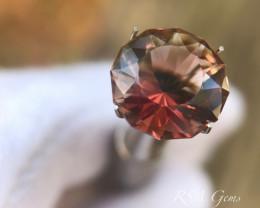 Red Oregon Sunstone  4.31 carats
