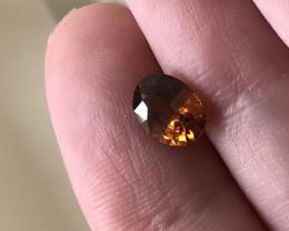 Stunning Golden Zircon