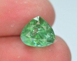 Amazing Color 3.65 ct Natural Green Color Tourmaline
