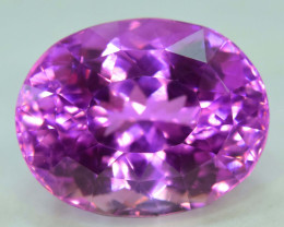 26 Carats Superb Top Quality Natural Hot Pink Color Kunzite Gemstone