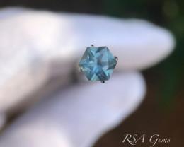Blue Montana Sapphire - 1.23 carats