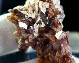 240.60 CT Natural - Unheated Brown Axnite  Mineral Specimen