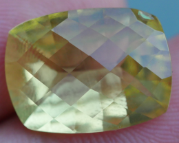 8.35 CRT BEAUTY AFRICAN  LEMON QUARTZ-