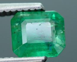 AAA Grade 1.42 ct Zambian Emerald SKU-10