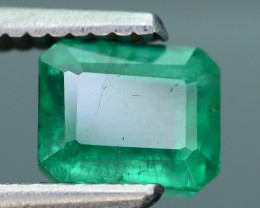 AAA Grade 1.50 ct Zambian Emerald SKU-10