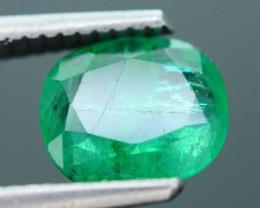 AAA Grade 1.67 ct Zambian Emerald SKU-10