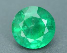 AIG Certified Top Color 2.97 ct Zambian Emerald SKU-28