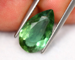 3.69Ct Natural Color Change Green Apatite  A1017