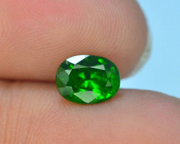 1.25 ct Natural Untreated Chrome diopside