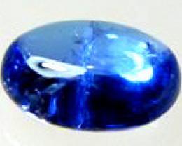 9x7mm 100% Natural Tanzanite Cab Stone J198
