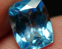 2.40 CRT LOVELY SWISS BLUE TOPAZ VERY CLEAR-