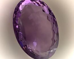 ⭐22.90ct Stunning Violet Purple Hued Amethyst - No Reserve