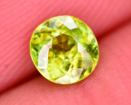 Superb Spark 0.65 Ct Natural Tanzanian Sphene