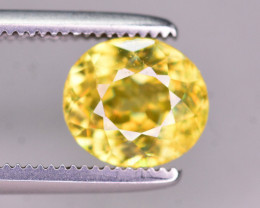 Superb Spark 1.60 Ct Natural Tanzanian Sphene
