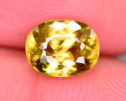 Superb Spark 1.05 Ct Natural Tanzanian Sphene